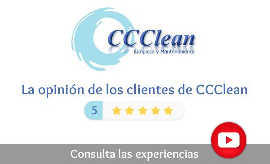 experiencias empresas de limpieza en madrid