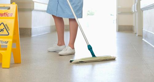 Empresas de limpieza a domicilio