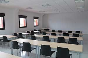 limpieza de colegios en Madrid aulas