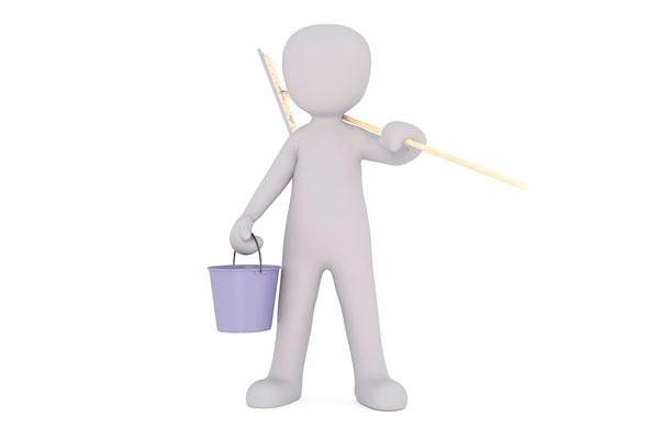 limpieza de comunidades de propietarios