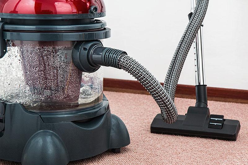 limpiar las alfombras
