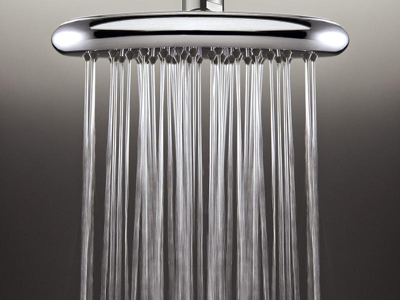 cómo limpiar una ducha