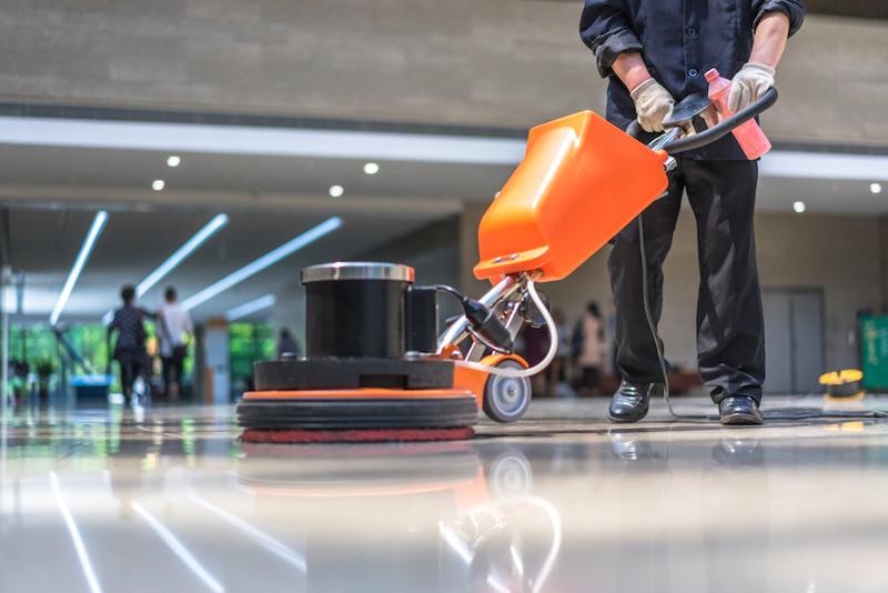 limpieza y mantenimiento para tu comunidad