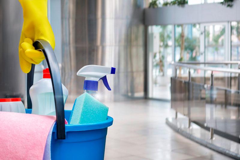 trabajos más frecuentes en la limpieza de una comunidad